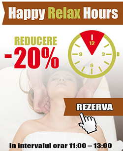 happy relax hour rezerva