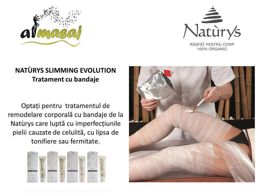 slimming evolution cu bandaje